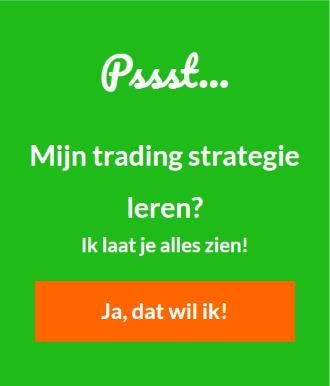 strategie leren tradewinst van Mark de Vries